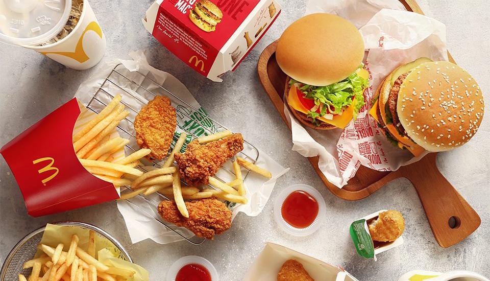 McDonald's - Hàng Bài