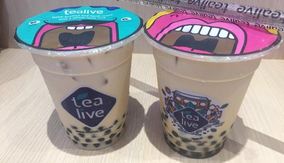 Trà Sữa Tealive - Parkson Hùng Vương