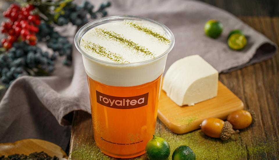 Royaltea - Trà Sữa Hồng Kông - 236 Nguyễn Thái Bình