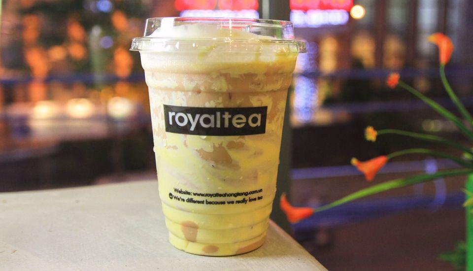 Royaltea - Trà Sữa Hồng Kông - Nguyễn Thái Học
