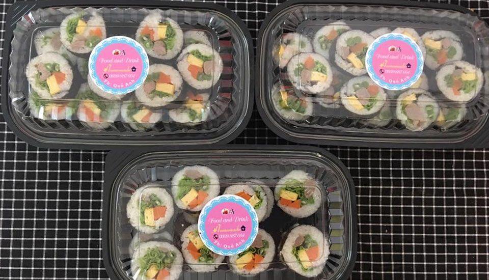 Sushi Quế Anh