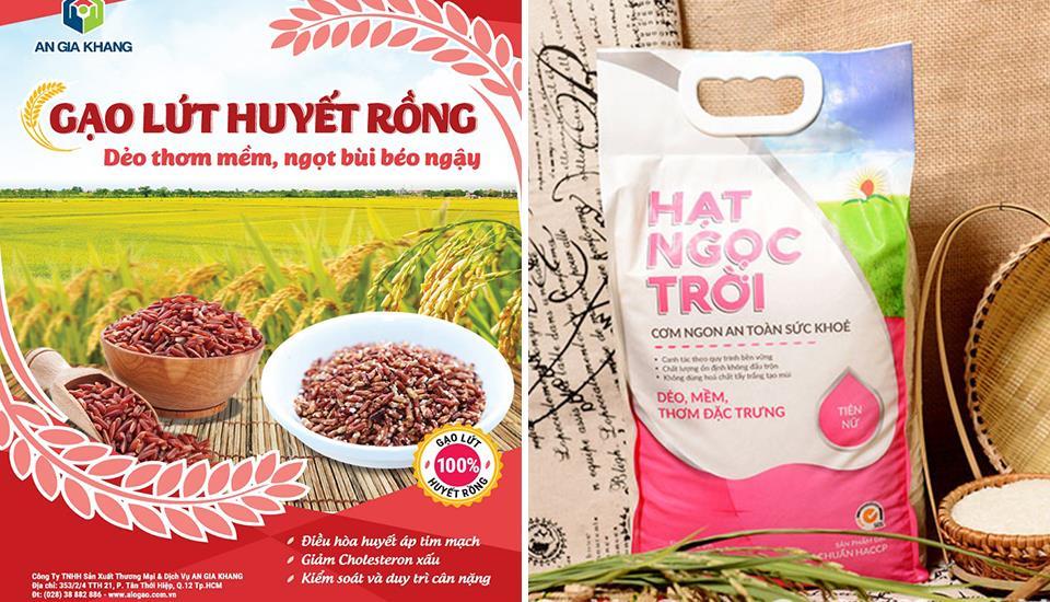 Alô Gạo - Gạo An Toàn Cho Bữa Cơm An Tâm