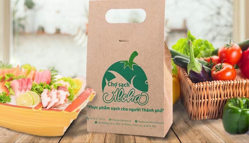 Chợ Sạch Aloha - Thực Phẩm Sạch Cho Người Thành Phố