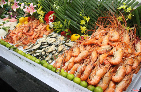 D'Maris - Buffet Cao Cấp - Lotte Mart Nam Sài Gòn