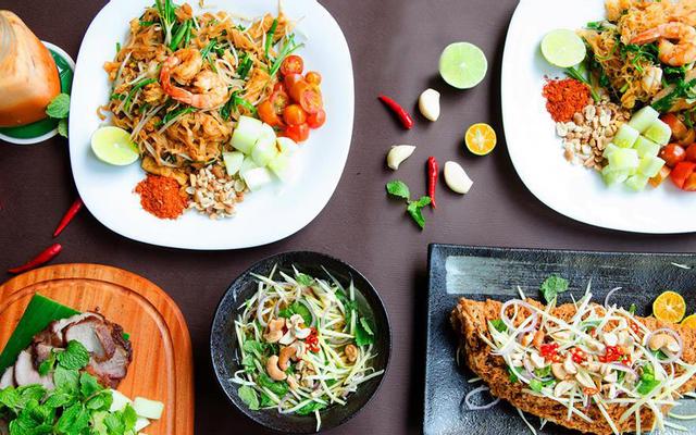 Thai Blah Blah - Chuyên Các Món Thái - Trần Hưng Đạo
