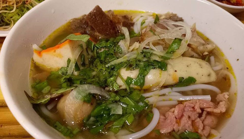 Ngự Hà - Bún Bò Huế