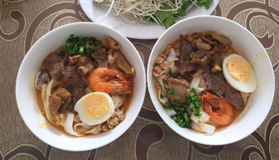Mì Quảng & Bánh Canh Cua - Tân Kỳ Tân Quý
