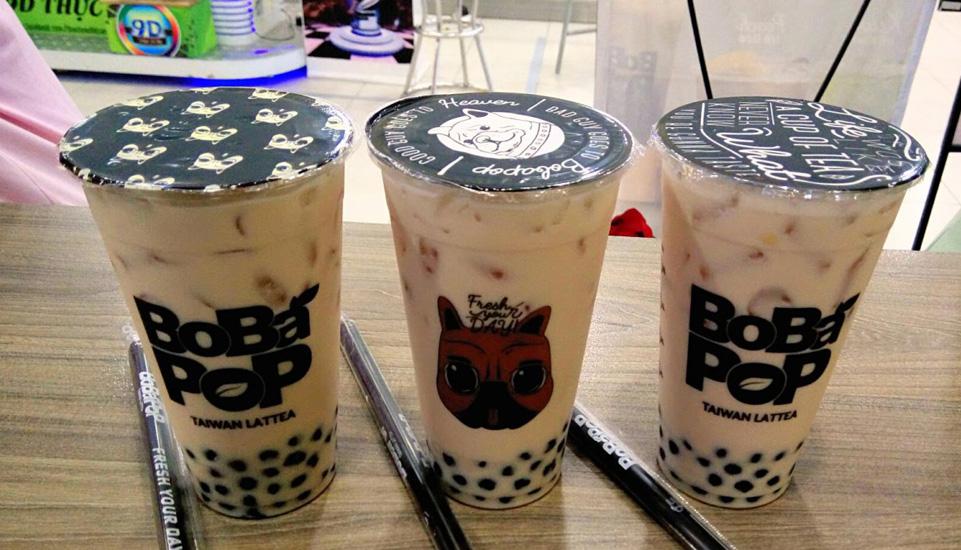 Trà Sữa Bobapop - Minh Phụng