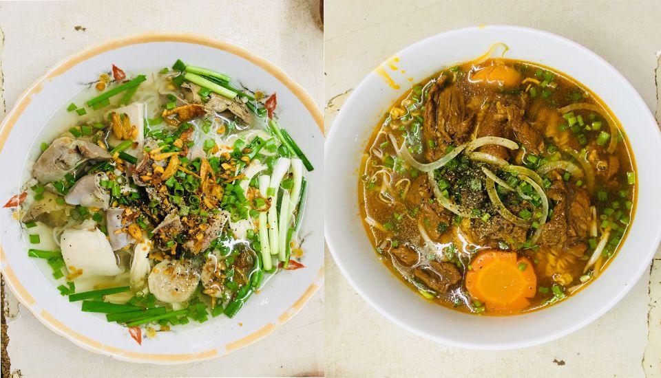Hủ Tiếu Miền Tây, Bò Kho & Miến Gà