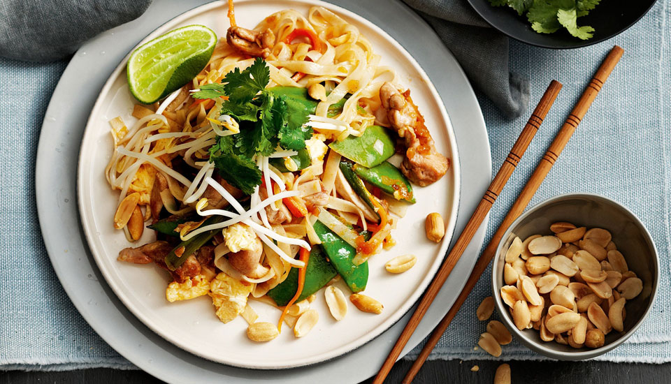 Món Thái & Cambodia