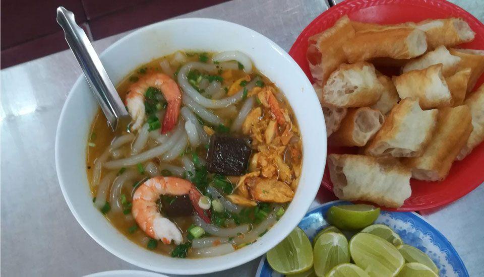 Bánh Canh Cua - Hoàng Văn Thụ