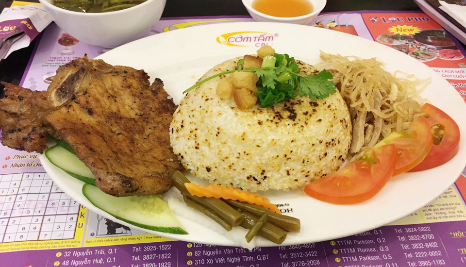 Cơm Tấm Cali 22 - Vincom Mega Mall Thảo Điền