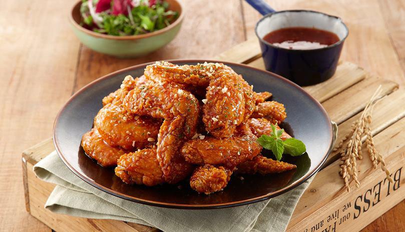 Ssal Chicken - Hoa Lan