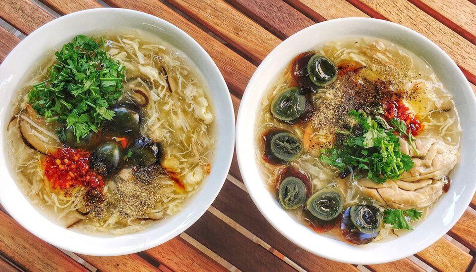 Soup Pích - Súp Cua & Bánh Flan