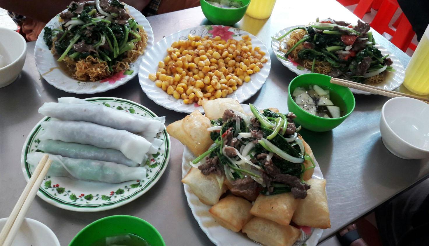 Phở Cuốn Vinh Phong - Now Station Yên Thế