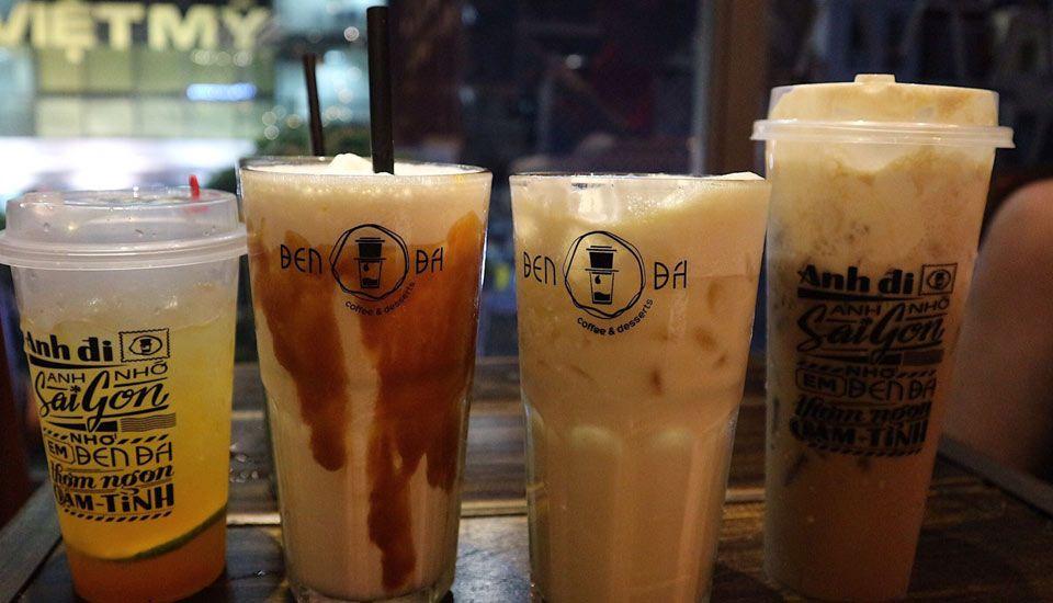 Đen Đá Cafe - Trà Sữa & Trà Đào - Nguyễn Gia Trí