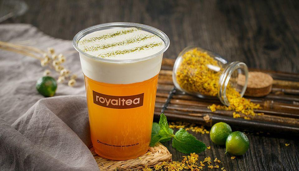 Royaltea - Trà Sữa Hồng Kông - Lê Lai