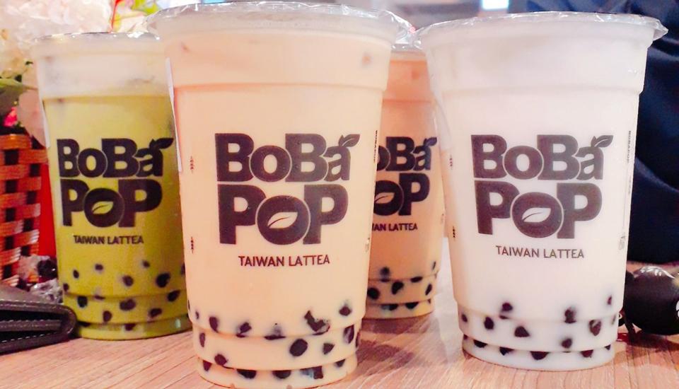Trà Sữa Bobapop - Đỗ Xuân Hợp