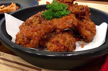 GAXEO Chicken - Beer & BBQ - Nguyễn Đức Cảnh