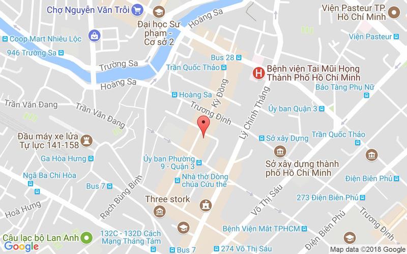 Bản đồ - Butasama Japanese BBQ - Yakiniku & Horumonyaki