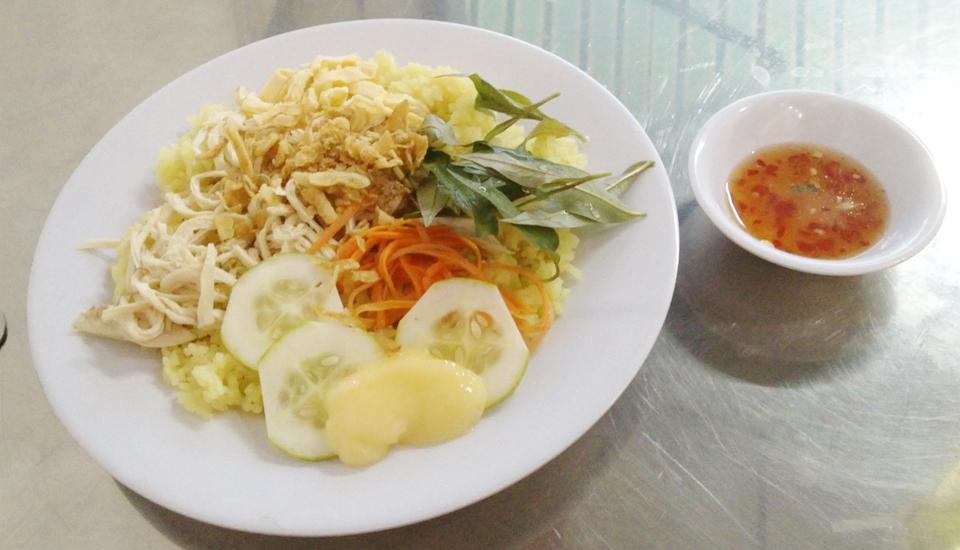 Bé Ba - Cơm Gà Nha Trang - Lê Văn Lương