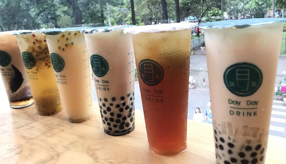 Day Day Drink - Trà Sữa Đài Loan - Lê Văn Sỹ