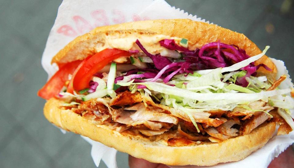 Bánh Mì Kebab - Tân Sơn Nhì