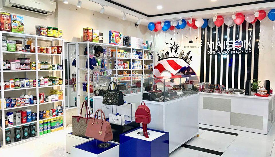 Maison Store - Bách Hóa Mỹ - Hoa Lan