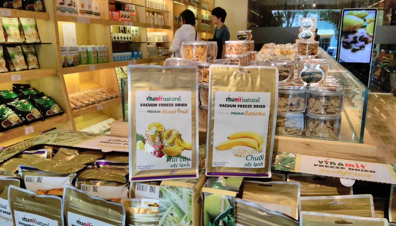 Vinamit Organic - Nguyễn Du
