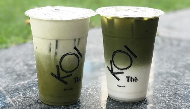 Koi Thé Café - Nowzone