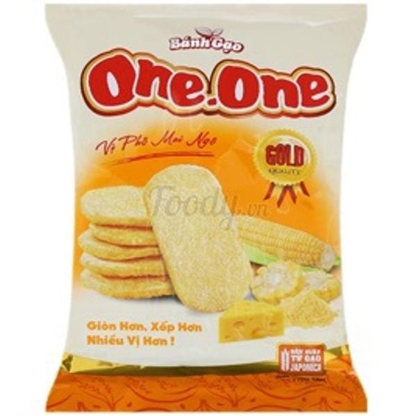 banh-gao-one-one-vi-pho-mai-ngo-118gram