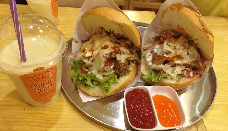 Daily Kebab Haus - Yên Phụ