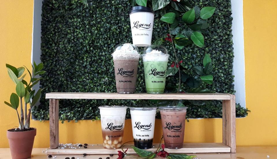 Legend Cafe - Milktea & Macchiato