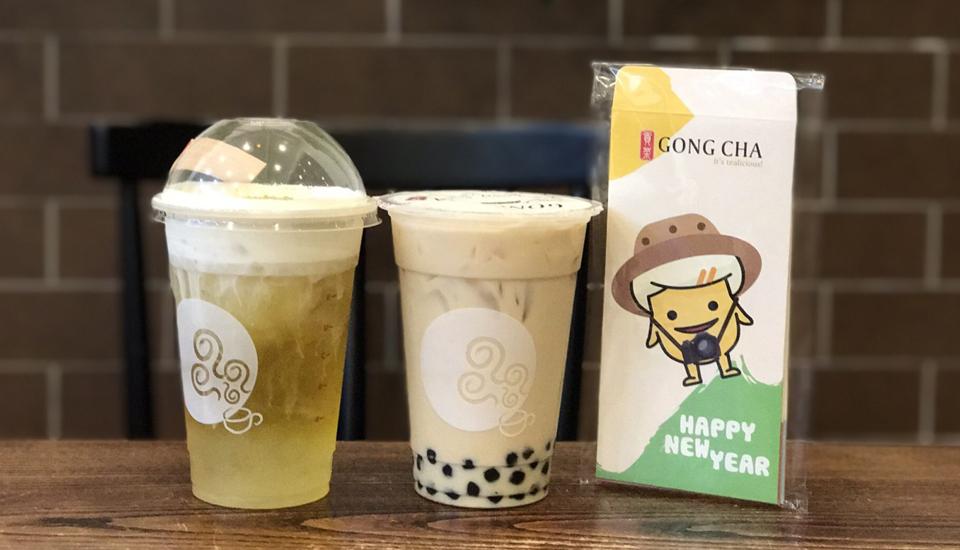 Trà Sữa Gong Cha Express - 貢茶 - 78 Nguyễn Đình Chiểu