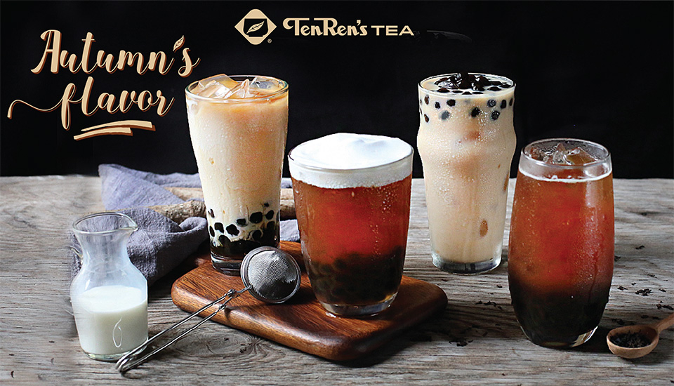 Ten Ren's Tea - Út Tịch