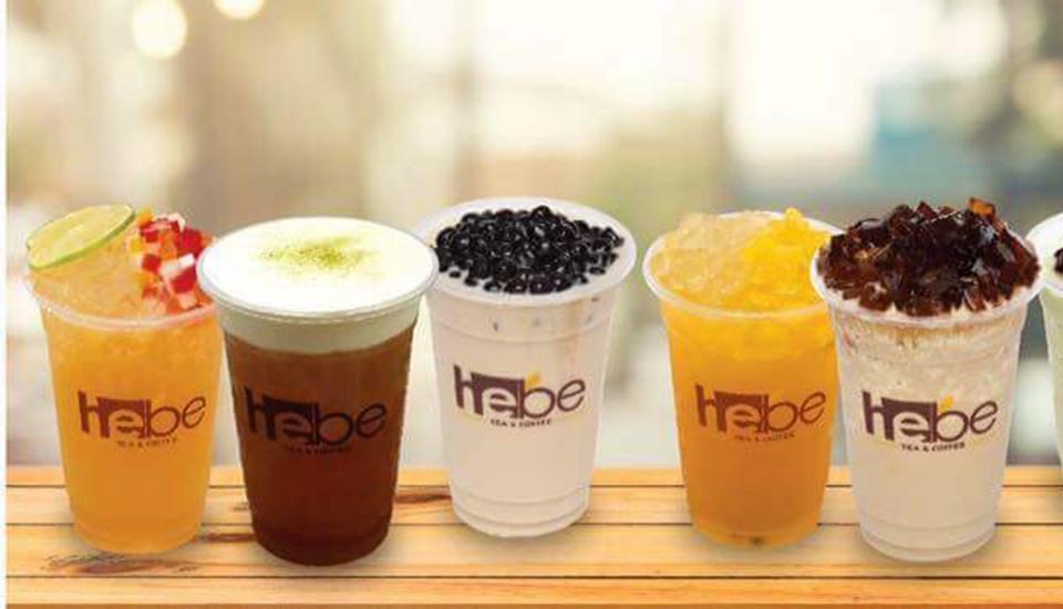 Hebe Tea & Coffee - Sư Vạn Hạnh