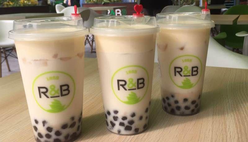 Trà Sữa R&B Tea - Đường D2
