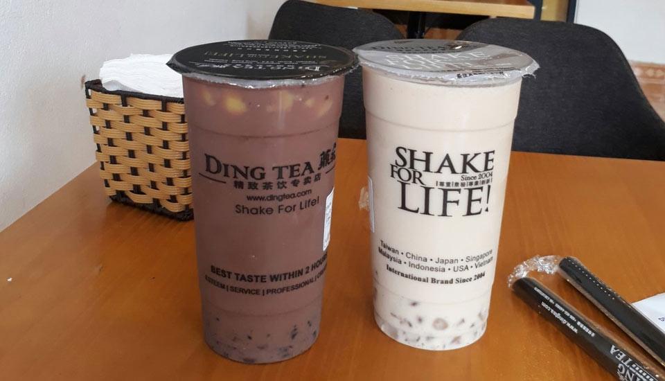 Ding Tea - Hoàng Diệu 2