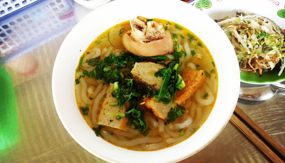 Bánh Canh Tây Ninh