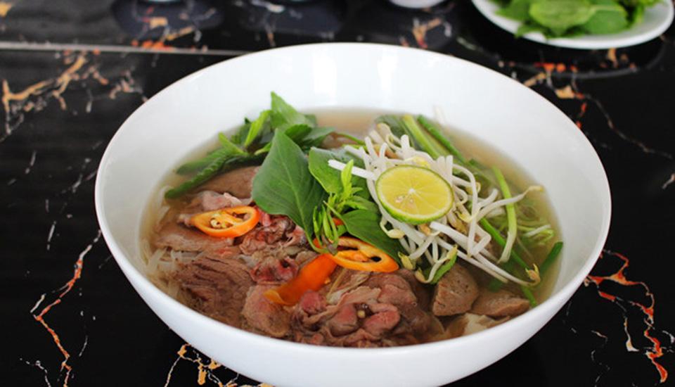 Phở Bò & Nem Nướng Ninh Hòa