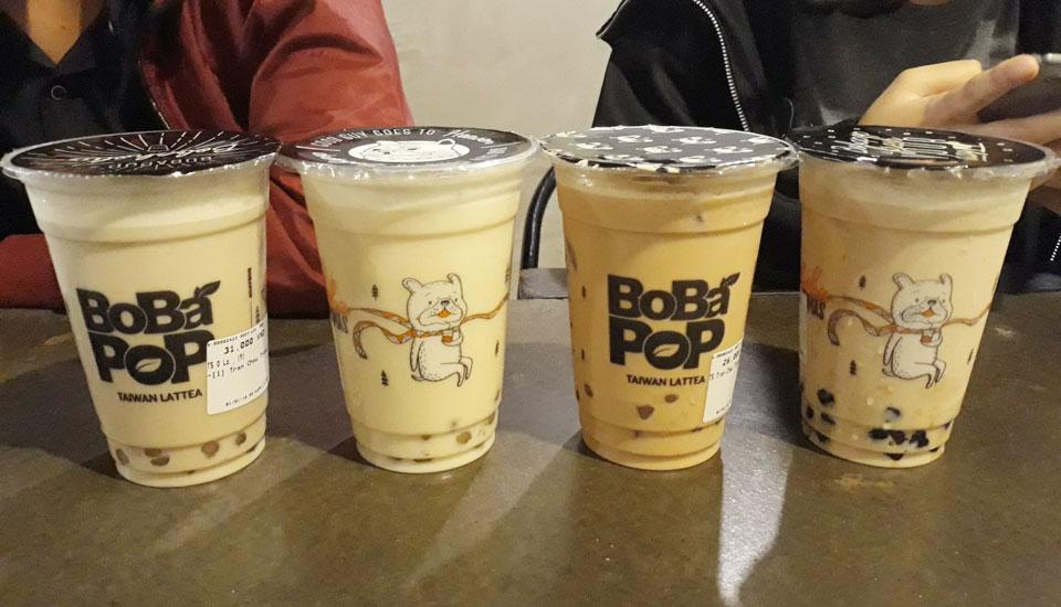 Trà Sữa Bobapop - Lê Thúc Hoạch