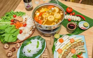 Nhà Hàng Chay - Bà Xã Vegan