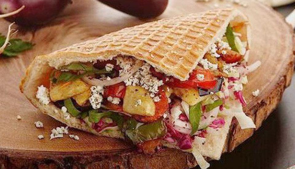 Ku-Bo - Bánh Mì Kebab