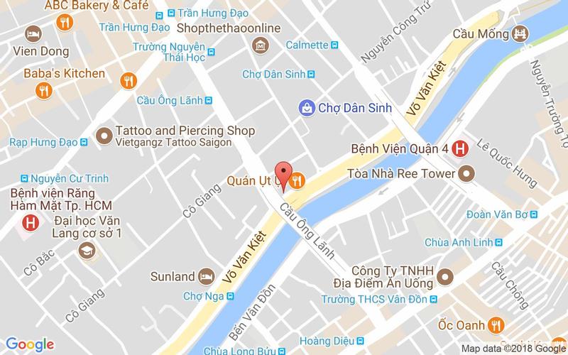 Bản đồ - C.TAO - Chinese Restaurant