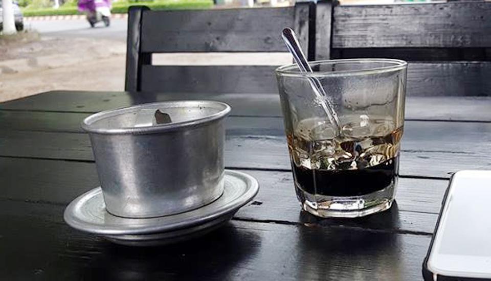 Cóc Cafe - Tân Hòa Đông