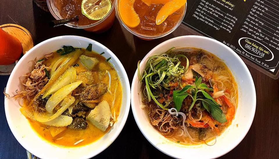 Aroi Chh'Nganh - Ẩm Thực Thái & Cam