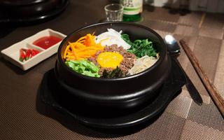 Gangnam Po-Cha - Thiên Đường Ẩm Thực Hàn Quốc