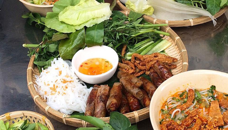 Chả Giò Cá Minh Châu - Chả Ram Vị Quê - Nguyễn Văn Công