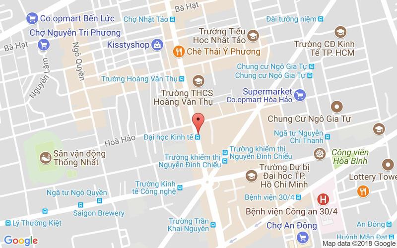 Bản đồ - Food House - Nguyễn Tri Phương