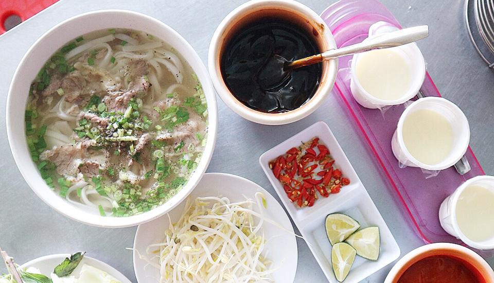 Phở Dậu Gia Truyền Nam Định